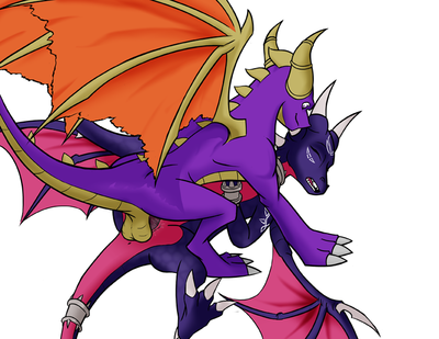 naked cynder and spyro haveing sex