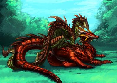 Herpy Dragons Sex